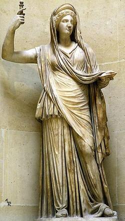 Héra, reine du ciel & déesse du mariage
