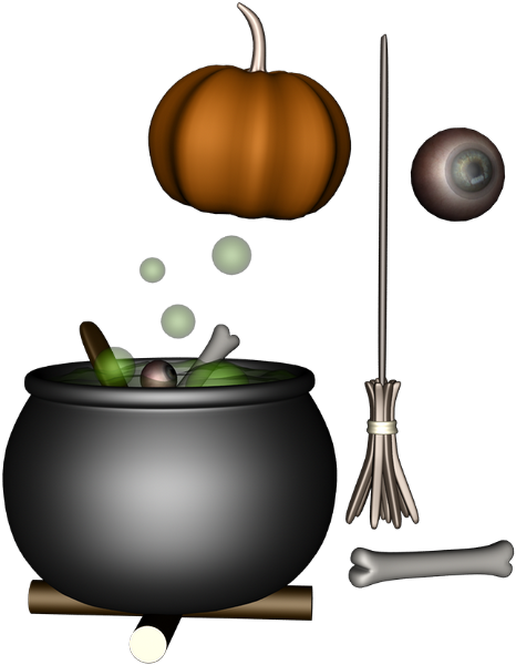 Tubes Halloween 3