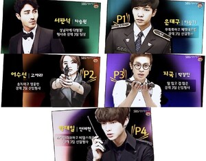 You're all surrounded (k-drama)