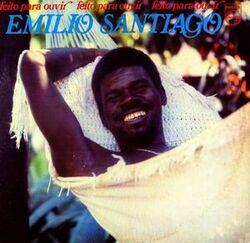 Emilio Santiago - Feito Para Ouvir - Complete LP