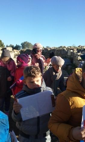 L'oppidum de Pech Maho.