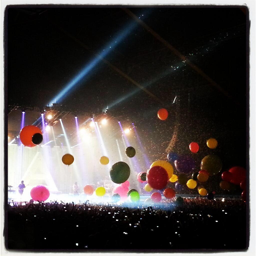 Concert de Thirty Seconds to Mars