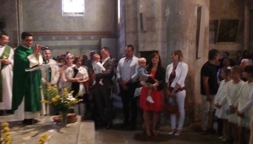 La premiere des communions
