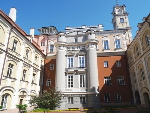 L'Université de vilnius (photos)