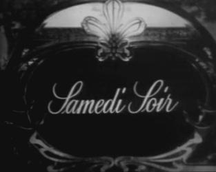 17 avril 1971 / SAMEDI SOIR
