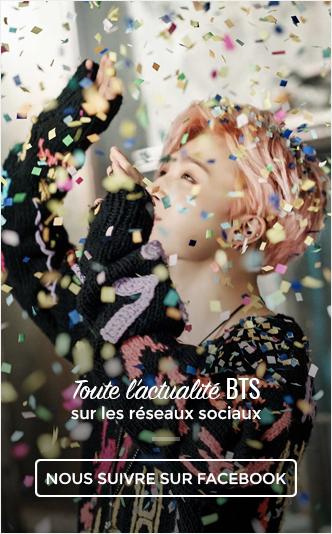 BANGTAN France (BTS France) sur Facebook