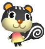 Cachou animal crossing wii