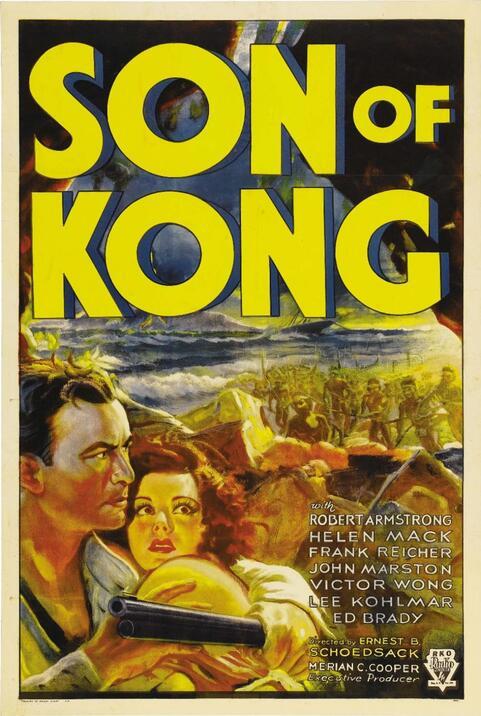 LE FILS DE KING KONG