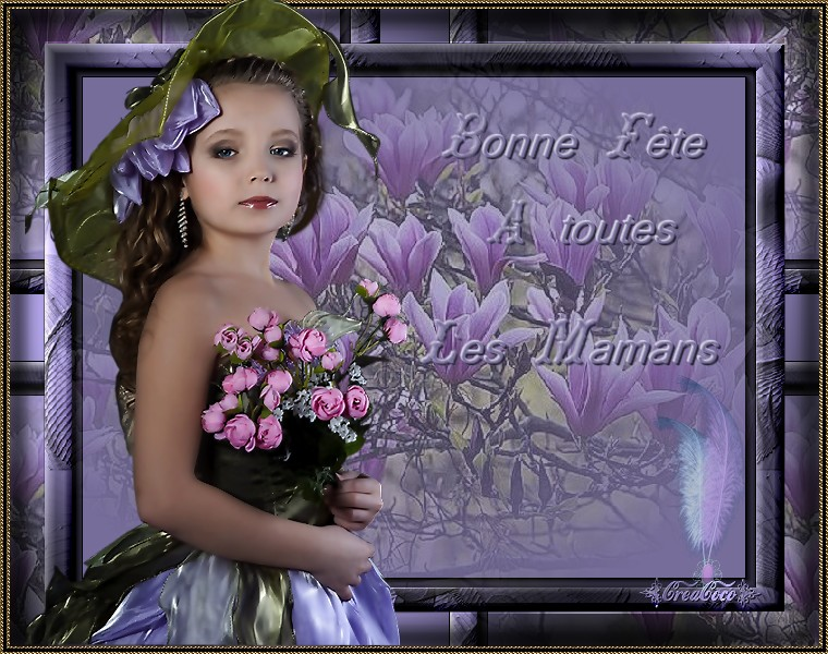 ♥♥ BONNE FETE MAMAN ♥♥