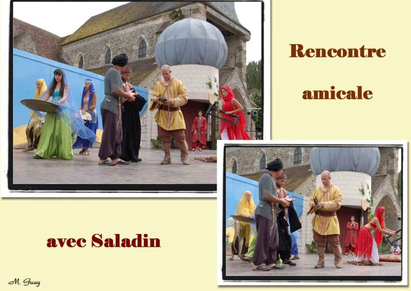 rencontre-saladin