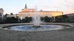 Fonteine jardin de l'évêché, Castres