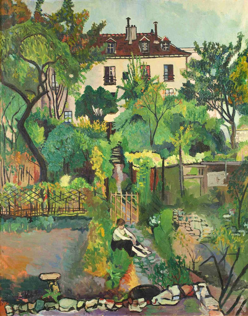 Marie-Clémentine - L'art de la peinture mise à l'honneur Reprise novembre 2017