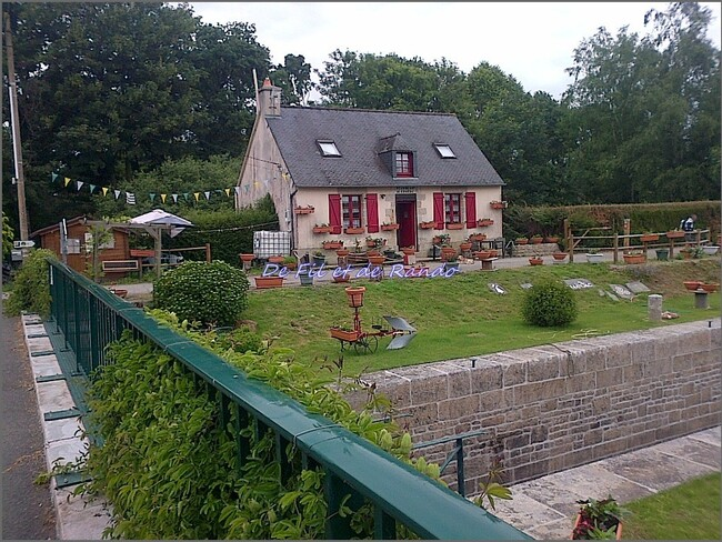Le canal de Nantes à Brest : étape 6