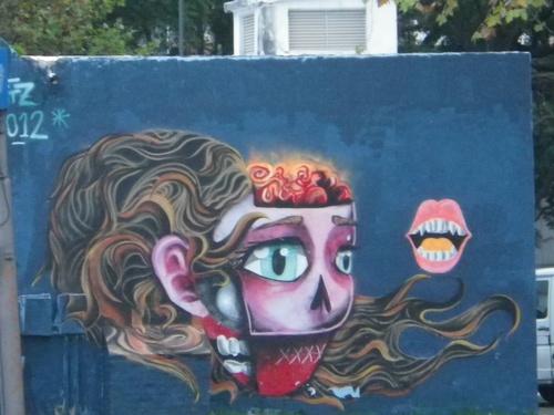 Street art 2 ème partie