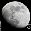 La Lune et l\'ISS