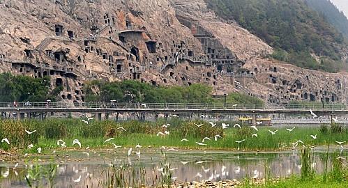 maisons-troglodytes-grottes-de-longmen 1247212377