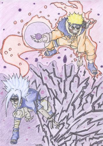 Naruto Vs Sasuke Tyfflie S Fanarts