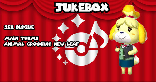 【Jukebox】Main theme - Animal Crossing New Leaf