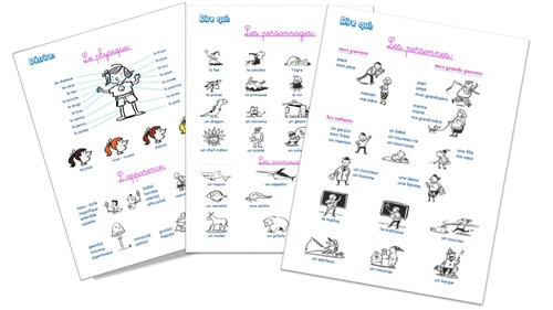 Mes outils pour écrire CE1