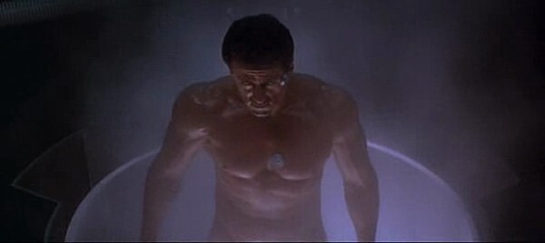 DEMOLITION MAN - SYLVESTER STALLONE