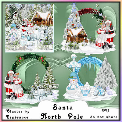 Santa North Pole