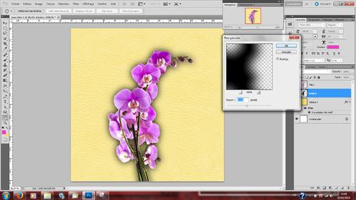 Tutoriel Photoshop Ombres Portées (1)