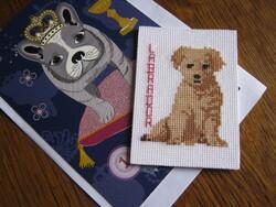 Ronde thème animaux d'avril : les chiens