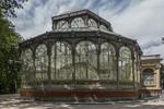 Parque del Retiro : Palacio de Cristal