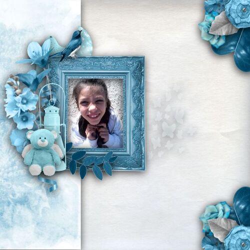 sweetness blue
