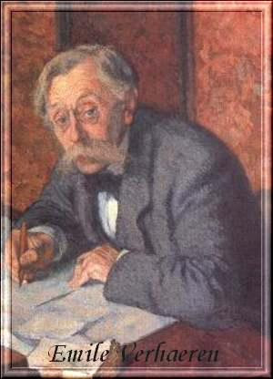 """"""" Le moulin """" d' Émile VERHAEREN"""