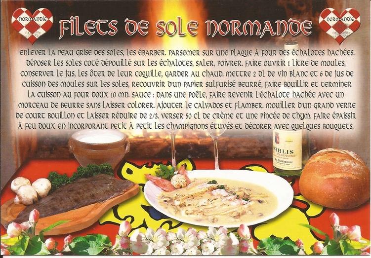 ** NORMANDIE & Les POMMIERS En FLEURS.& RECETTES du PAYS**