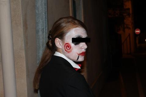 Cosplay Halloween #2 : Poupée Saw