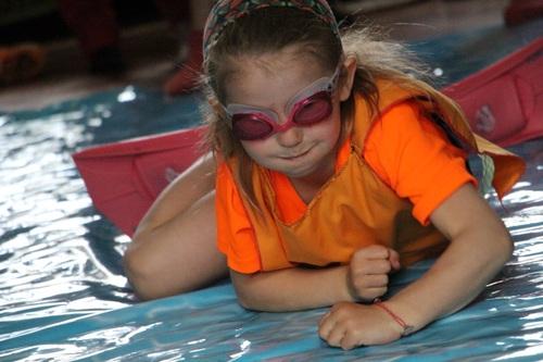 Est-ce une bonne idée d'aller à la piscine le mercredi avec ses enfants ???