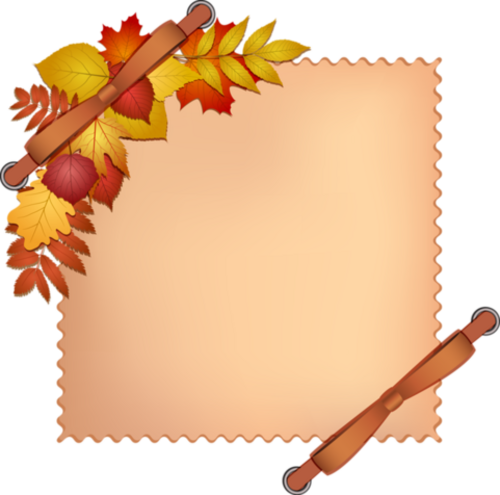 autumn - for text - png