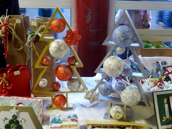 Le marché de Noël 2015 de l'école Saint Bernard