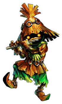 Skull Kid - <i>Ocarina of Time 3D</i>