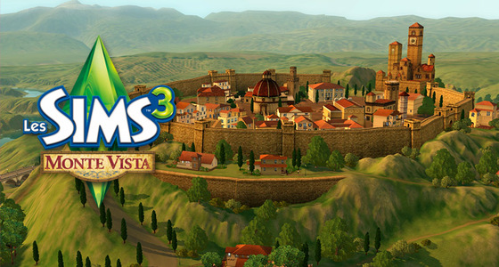 Les Sims 3 Monte Vista