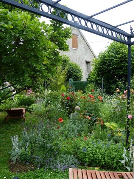 le jardin Halina