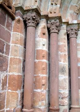 L'église de Perse à Espalion