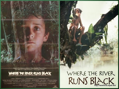 Там, где река чернеет / Where the river runs black. 1986.