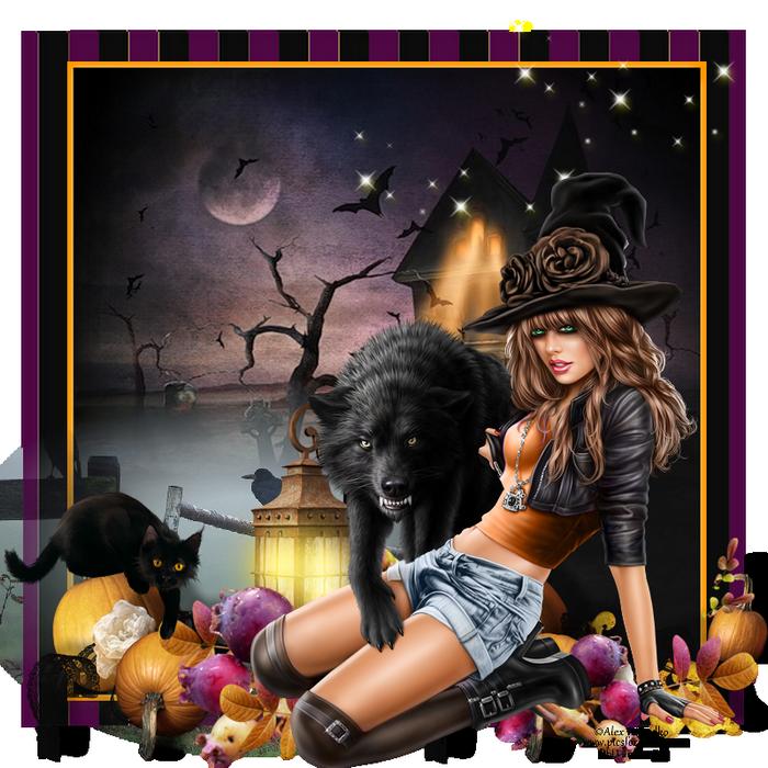 créations défis halloween et automne !