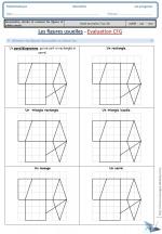 Les polygones et les solides
