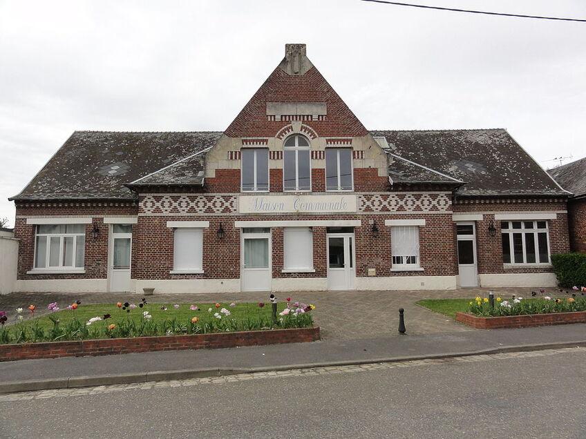 Maison communale (mairie)