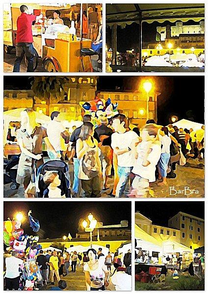 Bracciano Festa del Salvatore 2021 agosto 2011.1