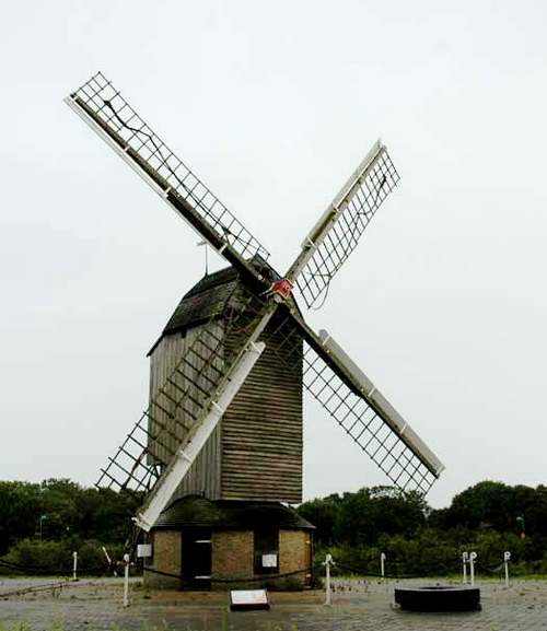 Les moulins du nord Pas-de-Calais