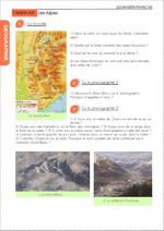 Séquence les massifs montagneux français