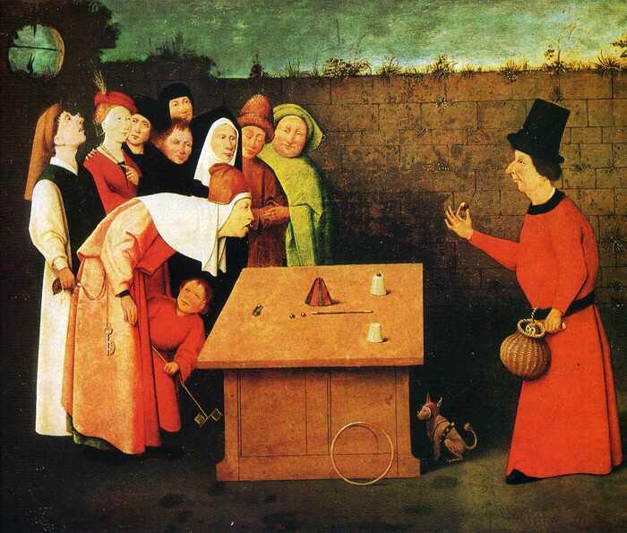 40 tableaux de Jérôme ou Hieronymus Bosch