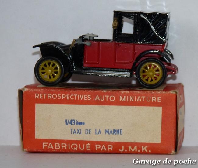Renault taxi de la Marne RAMI JMK