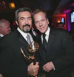 2006 -SérieScope -120 heures dans la vie de Jack Bauer / Jon Cassar, l'interview coup de poing