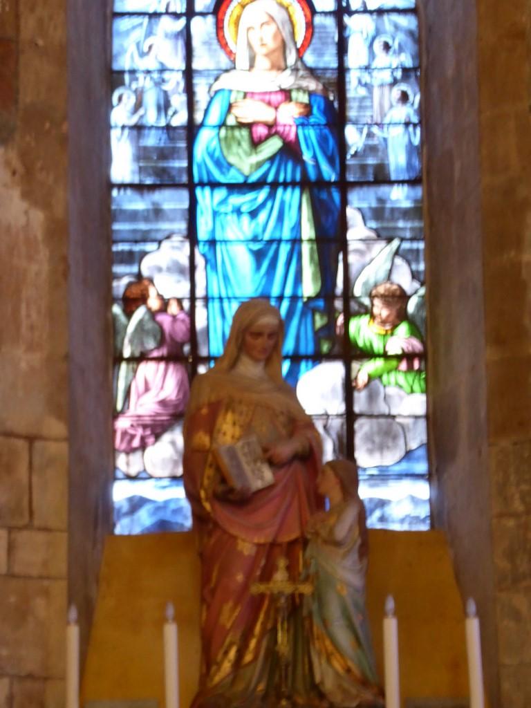 Eglise de Château-Landon.